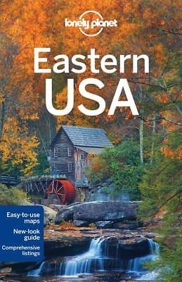 NEW Eastern USA By Lonely Planet Paperback Free Shipping
