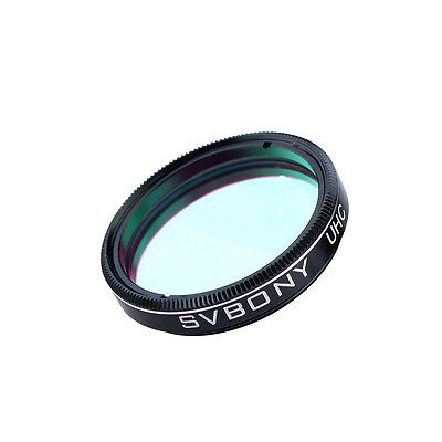 NEW Full Metal Optical 1.25'' UHC Light Pollution Reduction Filter for Eyepiece