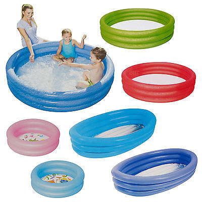Bestway Kids Swimming Pool Children Water Paddling Activity Inflatable Fun Play