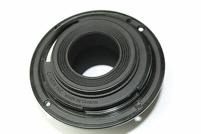 Genuine Canon replacement lens mount for the  EF-S 55-250MM 4-5.6 IS II, Taiwan