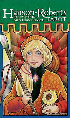 Hanson-Roberts Tarot Deck: 78-Card Deck by Mary Hanson-Roberts (English) Cards B