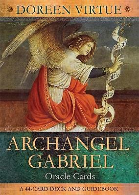Archangel Gabriel Cards by Doreen Virtue (English) Free Shipping!
