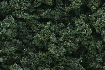 Woodland Scenics Model Railroad Landscape Clump Foliage (Tree) Dark Green