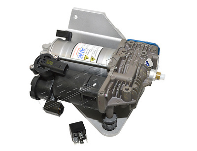 AMK Air Suspension Compressor for Discovery 3 & 4 or Range Rover Sport LR078650