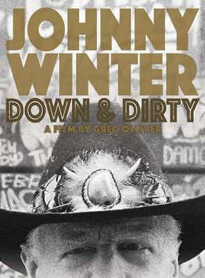 Winter,johnny - Johnny Winter: Down & Dirty NEW DVD