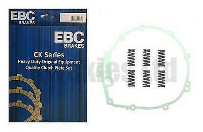 Yamaha XJ6-S Diversion 2009-2014 EBC Clutch Plates, Spring & Cover Gasket