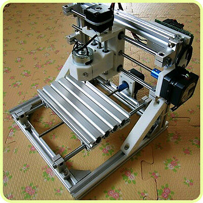Mini CNC Machine 3 Axis PCB Milling Mini Engraving DIY Wood Carving CNC Machine