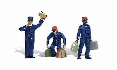 Woodland Scenics All Aboard  G Scale Figures
