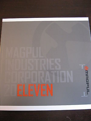MAGPUL Product Catalog Booklet / 2011 / 104 Pages