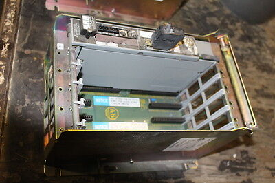 Allen Bradley 177-A1B I/O CHASSIS WITH PLC-5/30 CONTROLLER