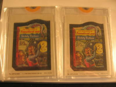 1980 Topps Wacky Packages Sticker Proof & Acetate #247