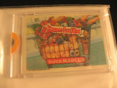 1986 Topps Garbage Pail Kids Ser 10 Acetate Proof #406b