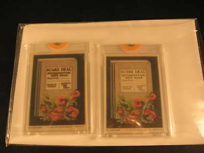 1980 Topps Wacky Packages Proof Card & Acetate Set #254