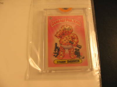 1986 Topps Garbage Pail Kids Series 3 Proof #114A