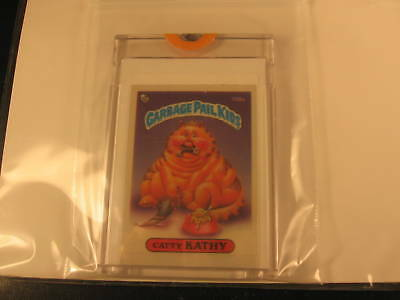 1986 Topps Garbage Pail Kids Series 4 Mini Proof #159A