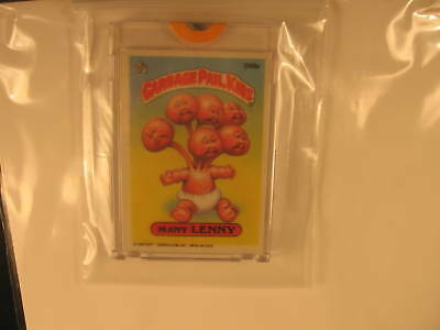1986 Topps Garbage Pail Kids Proof #249A