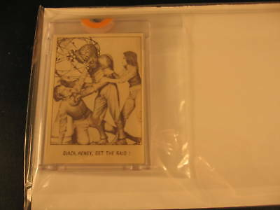 1973 Topps Creature Feature Paper Proof #115