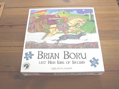 Brian Boru, Last High King, Jigsaw Puzzle, 500 pieces
