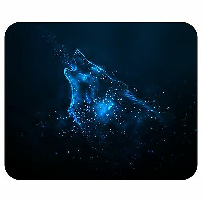 The Howling Of The Wolf Mousepad Mouse Pad Mat