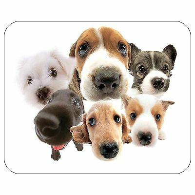 Puppy Faces Mousepad Mouse Pad Mat