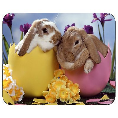 Happy Easter Mousepad Mouse Pad Mat