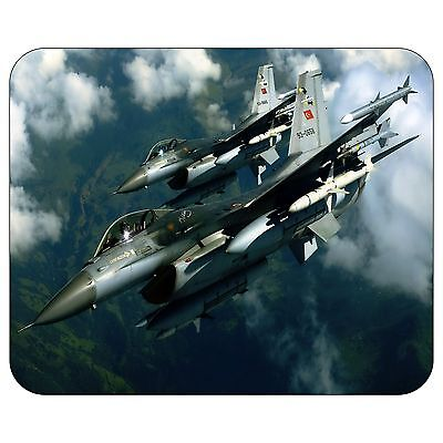 General Dynamics F-16 Fighting Falcons Mousepad Mouse Pad Mat