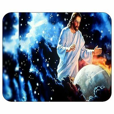 Jesus Christ Mousepad Mouse Pad Mat