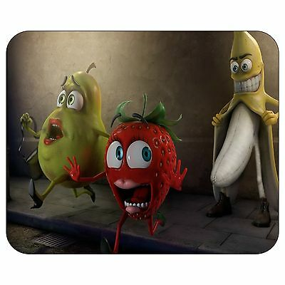 Funny Fruits Mousepad Mouse Pad Mat