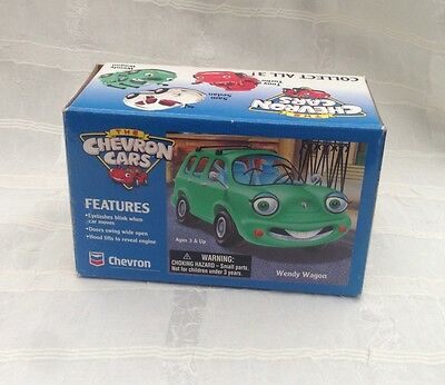 Vintage 1996 CHEVRON CARS Wendy Wagon ~ Brand New In Box!!