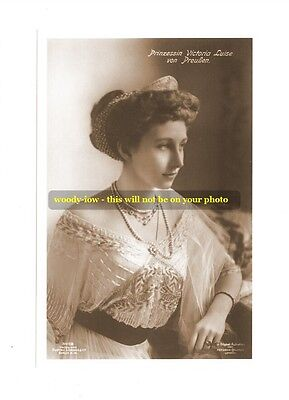 mm39 - Princess Victoria Luise of Prussia - photo 6x4