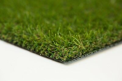 26mm Lisbon Astro Artificial Grass Lawn Garden Fake Turf **FREE DELIVERY**