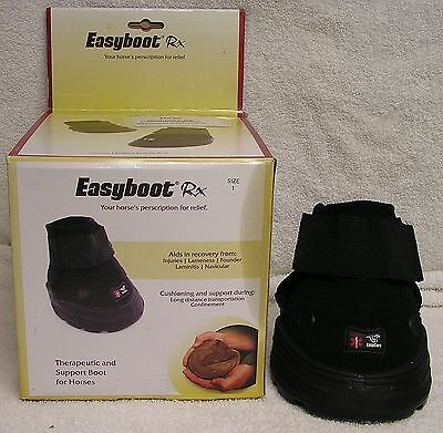 EasyBoot RX-- Therapy Boot for Horses--Size 1