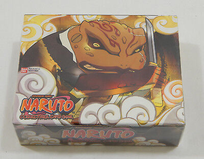Naruto Approaching Wind TCG CCG Booster Box - 24 Packs - 10 Cards Per Pack