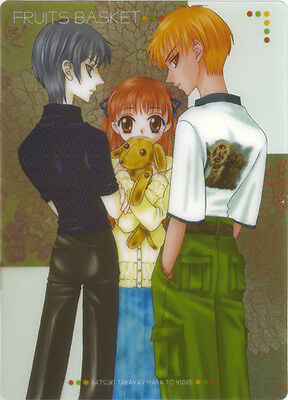 FRUITS BASKET Anime Shitajiki Pencil Board PROMO B