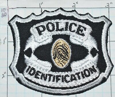 North Carolina? Police Identification Small Patch