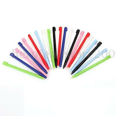 5x For Nintendo DSi NDSi NDSL Game Colorful Stylus Touch Screen Pen Plastic NEW