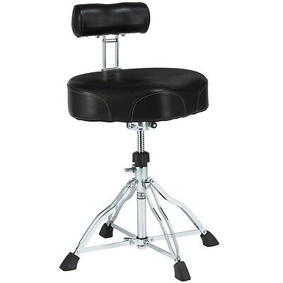 Tama 1st Chair Ergo Rider Drum Throne with Backrest (NEW)