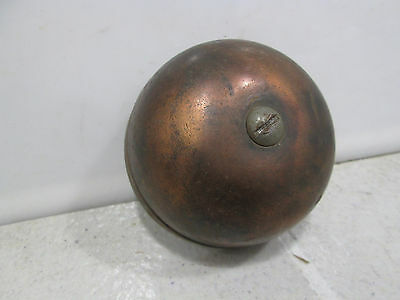 Vintage Pat. Date 1902 Builders Supply Co. Door Bell Ringer for Parts