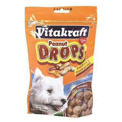 Peanut Drops For Dogs 8.8 Oz
