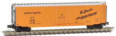 Micro-Trains MTL Z-Scale 50ft. Plug Door Box Car Union Pacific/UP #499045
