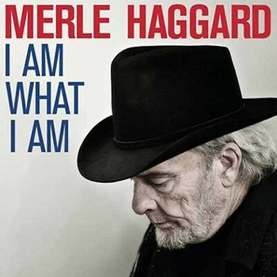 Merle Haggard - I Am What I Am [New CD]