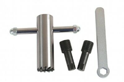 Laser Tools 6360 Oil Sump Drain Plug Seat Re Surfacing Tool Kit