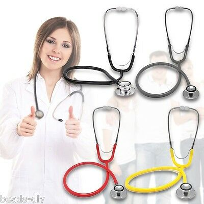 BD Portable Dual Head EMT Clinical Stethoscope Medical Auscultation Device