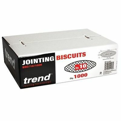 Trend Biscuit No 10 1000 Off BSC/10/1000