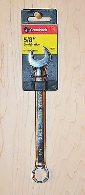 5/8 Inch Great Neck Combination SAE Wrench New & Free Shipping