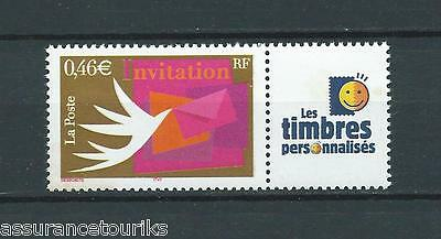 France - Personnalisées - 2002 Yt 3479A - Logo Tp  - Timbre Neuf** Luxe
