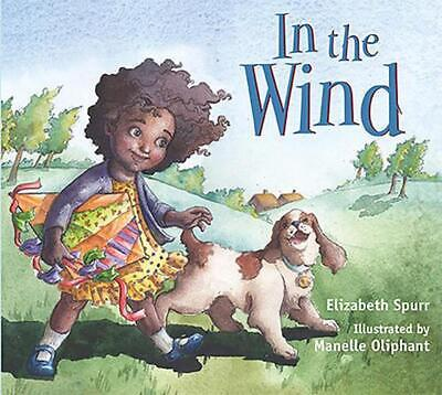 In the Wind by Elizabeth Spurr (English) Board Books Book Free Shipping!