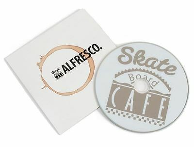 Skateboard Cafe - Alfresco DVD + Free Shipping - Skate cafes debut video