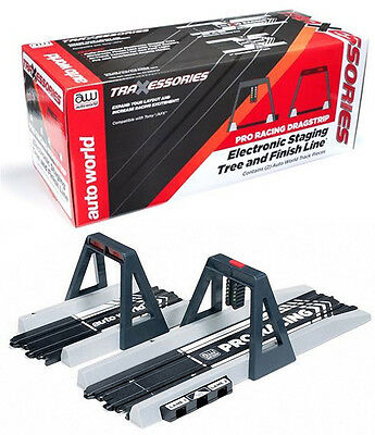 Auto World RS289 Dragstrip Staging Tree / Finish Line