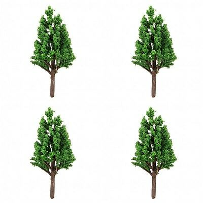 4 x Tabletop Wargames Scenery Terrain TREE 5-6cm tall